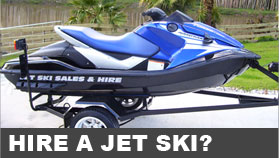 Hire a Jet Ski from Jet Ski Direct